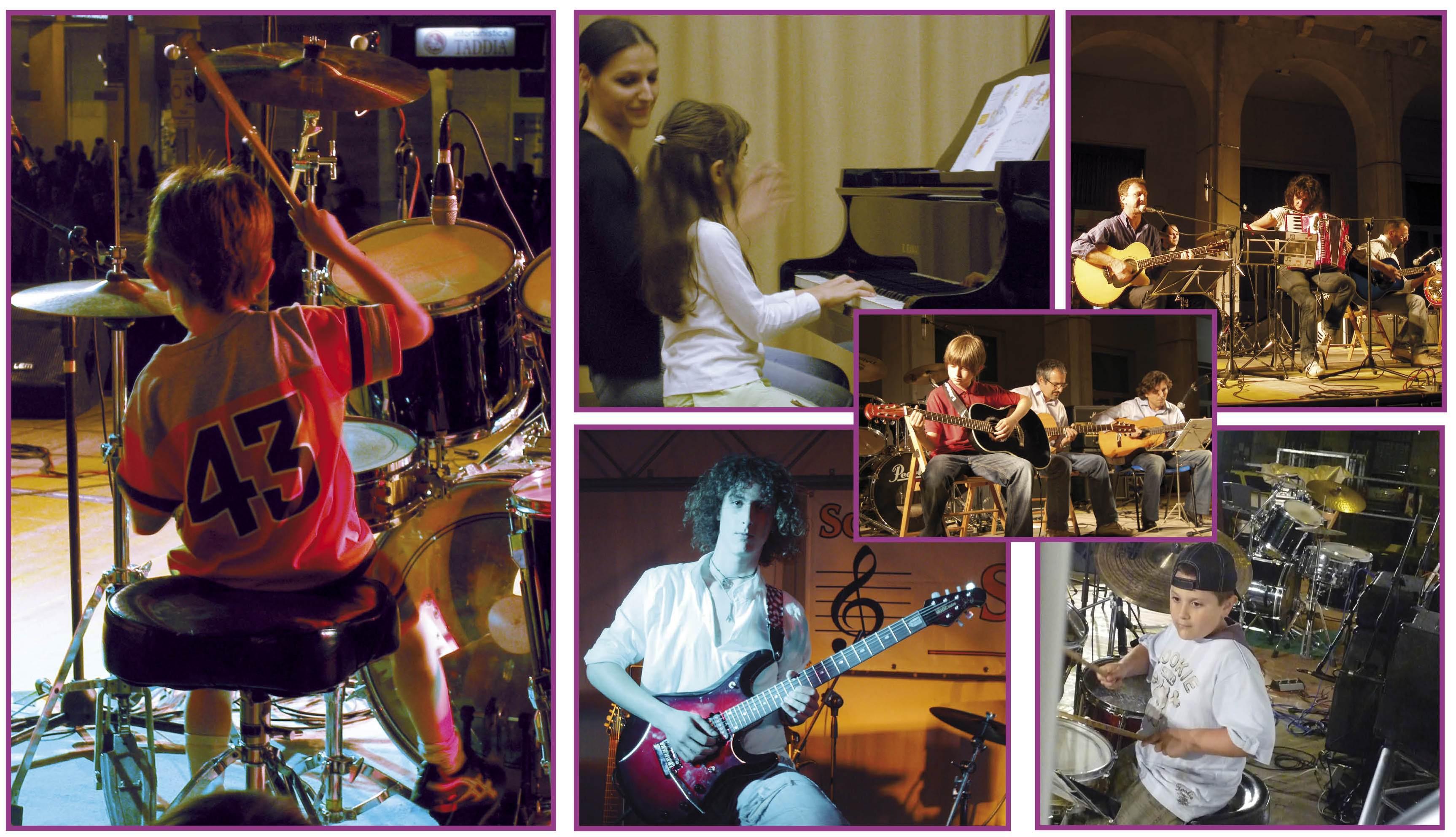 Lezioni di musica 1995 - 3 part 10